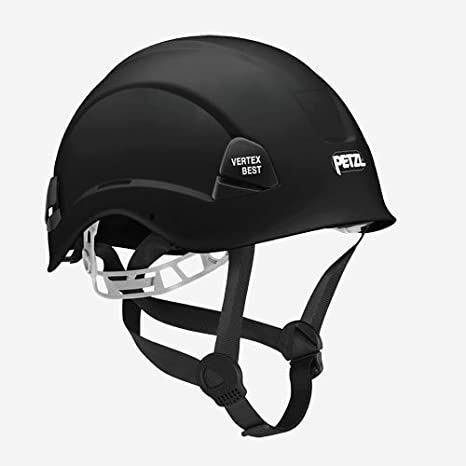 Petzl a10bna Vertex mejor casco de cómodo para el trabajo en altura y rescate, Negro: Amazon.es: Amazon.es