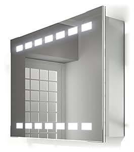 Mueble de baño de la puerta deslizante cubil Espejo con Sensor y afeitadora k230ND