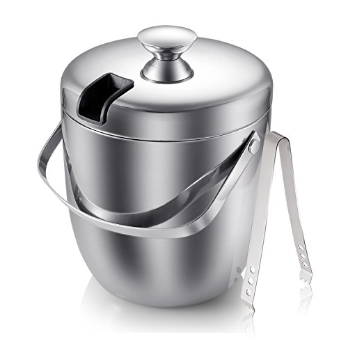 ice bucket with lid for freezer - 3