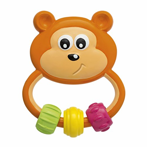 Chicco Baby Senses Bear Rattle by CHICCO (ARTSANA SpA)