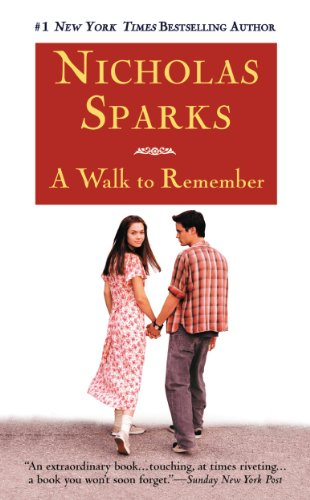 A Walk to Remember by [Sparks, Nicholas]