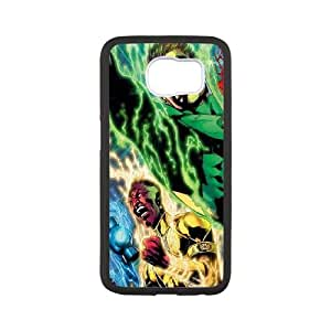 Green Lantern Defeats Sinestro Samsung Galaxy S6 Cell Phone Case White Delicate gift JIS_242004