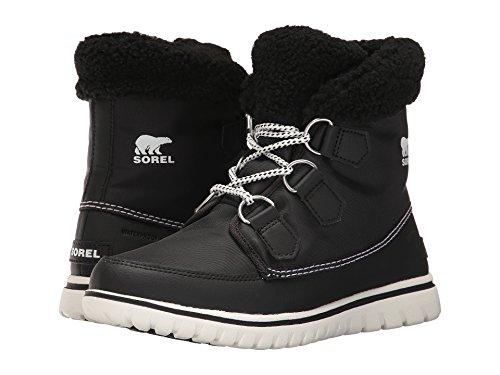 Sorel Womens Cozy Carnival Snow Boot  Black  8 5 M Us