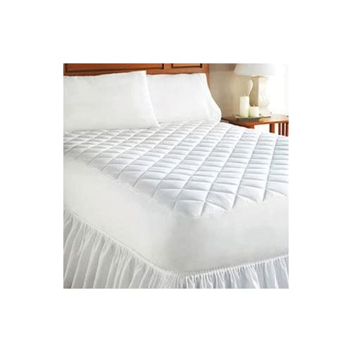 LACOZEE Super Soft Fitted Mattress Pad Twin hot sale