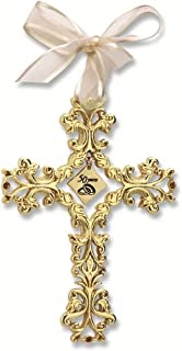 50th Anniversary Cross Ornament