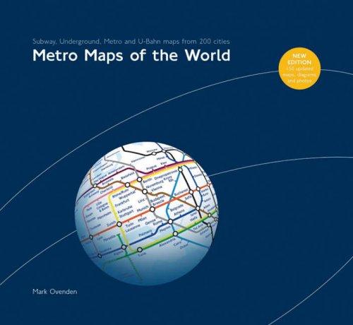 World Metro Subway Map.Metro Maps Of The World V 2 World Maps Amazon Co Uk Mark