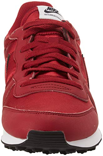 Multicolore Femme Gymnastique Internationalist Nike 600 red Red W Heat De Crush Chaussures White 0wBwx