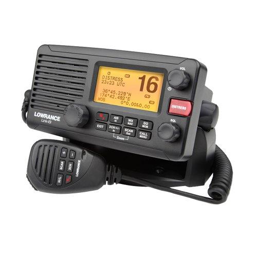 Lowrance Link-8 VHF Radio w/AIS & NMEA 2000 Connectivity (000-10789-001) (46916)