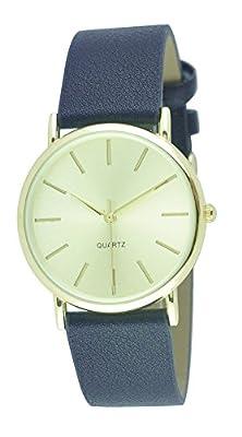Moulin Women's Chic Slim Watch Navy #16194.75795