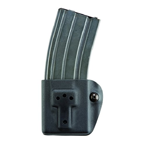 Safariland 774 Tactical Rifle Mag Pouch, STX Tactical Black, Ambidextrous - H&K G36 - (G36 Mag Pouch)