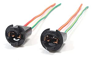 41NSF5SZ6yL._SX300_ amazon com ijdmtoy 168 194 2825 w5w wiring harness sockets for Wiring Harness Diagram at bayanpartner.co