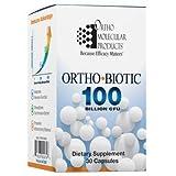 Ortho Molecular - Ortho Biotic 100 Billion CFU - 30 capsules