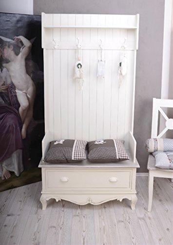 Coat Rack Hook Rack, Wardrobe, Shoe Cupboard Wardrobe with Drawer ...