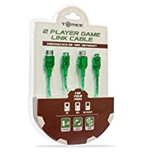Game Boy, Game Boy Color, Game Boy Pocket 2 Player Link Cable [Tomee]