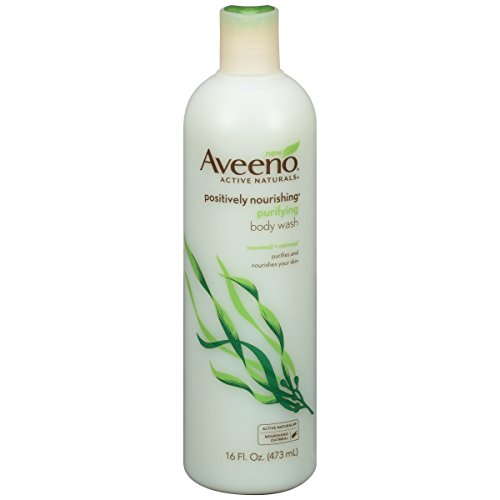 Aveeno Positively Nourishing Purifying Body product image
