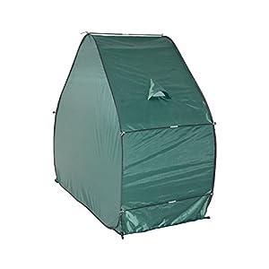 ALEKO BSP79GR Pop Up Weather Resistant Bike Storage Tent, Green