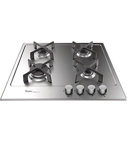 Whirlpool Piano Cottura a Gas GMA 6414/IXL Finitura Ixelium da 60cm ...