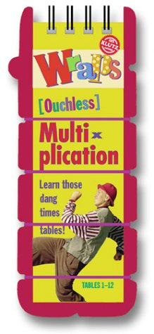Wraps (Ouchless) Multiplication: Learn Those Dang Times Tables!