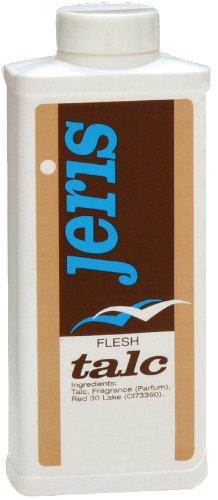 Jeris Talc Powder - Flesh 9 oz. (Pack of 2)
