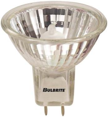 Halco 50W MR16 FL 120V G8 Prism EXN MR16EXN//G8 50w 120v Halogen Flood  Lamp Bulb