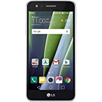 LG K4 K120, 4.5-inch LCD, 8GB, Silver, Unlocked, Android 5.1, 4G LTE Smartphone