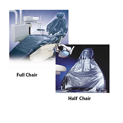 Anson Dental Full Chair Cover Sleeve 81'' x 29.5'' 375 pcs by Anson Dental