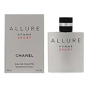 Allure Homme Sport Eau De Toilette Spray - 100ml/3.4oz