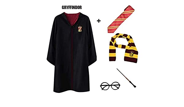 WSCOLL Uniforme de Potter de Gryffindor Hermione Granger Potter ...