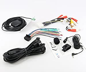 41NSIcMAbxL._SX300_ amazon com xtenzi connection cable set for pioneer avic x940bt pioneer avic z140bh wiring diagram at bayanpartner.co