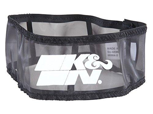 K&N SU-6596DK Black Drycharger Filter Wrap - For Your K&N SU-6596 Filter