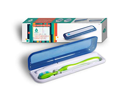 Pursonic S1 Portable UV Toothbrush Sanitizer (Best Way To Get Rid Of Cavities At Home)