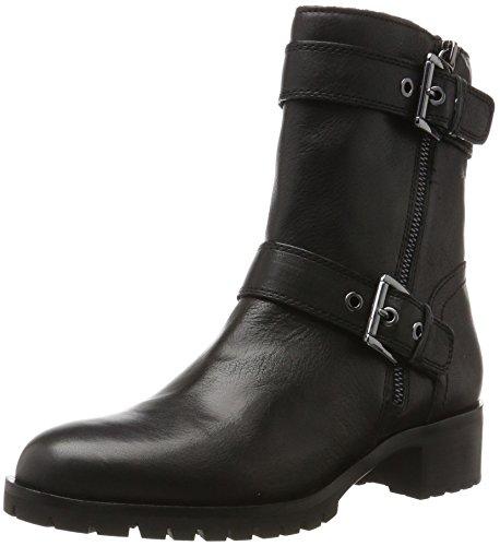 Botas Mujer Motero Estilo Bralen Black para Negro Aldo Leather HRwS5S