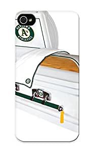 Case Provided For Iphone 5/5s Protector Case Oakland Athletics Mlb Baseball 44 Phone Cover With Appearance