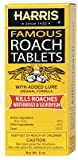 2-Pack Harris Famous Roach Tablets