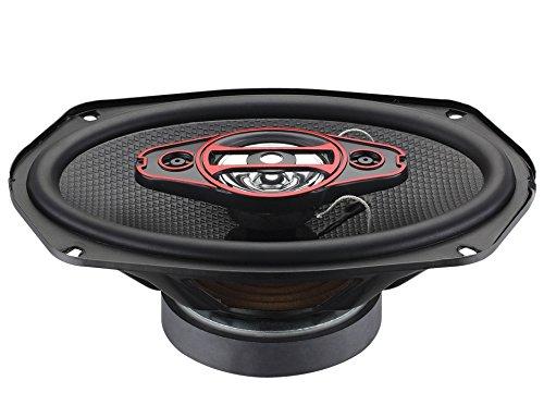 DS18 GEN-690 6 x 9 Inches 4-Way Speaker 500 Watts - Set of - X 4 4 Right Gen
