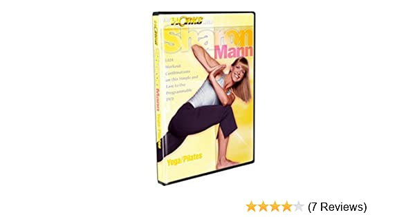 Amazon.com: The Works - Yoga/Pilates: Sharon Mann: Movies & TV