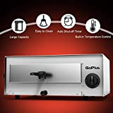 Goplus Stainless Steel Pizza Oven Electric Pizza