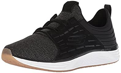 Skechers Mens 52967 Skyline Silsher Black Size: 6.5