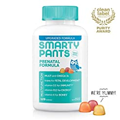 SmartyPants Prenatal Complete Daily Gumm...
