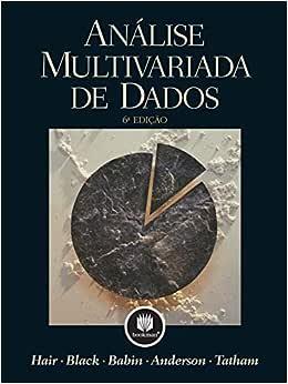 Análise Multivariada de Dados - 9788577804023 - Livros na