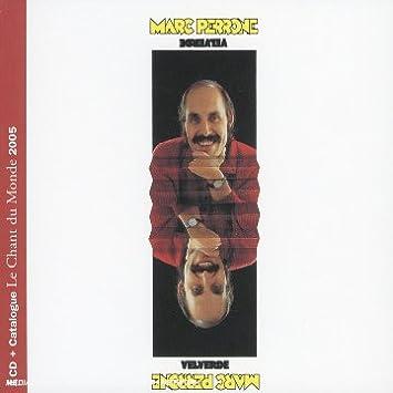 """Résultat de recherche d'images pour """"marc perrone velverde cd"""""""