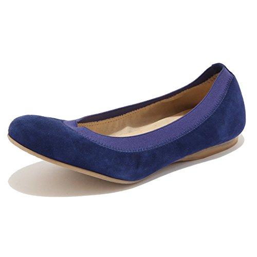 5520M ballerina donna STUART WEITZMAN lastikon ballerine women flats shoes Blu