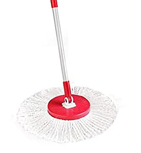 Amazon Com Fuller Brush Fiesta Red Spin Mop Replacement