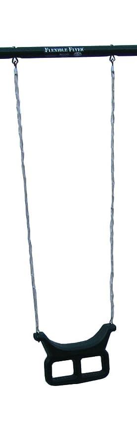Flexible Flyer Shoe Loop Swing, Hunter Green