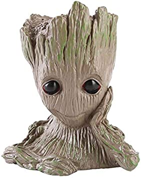 Guardians of the Galaxy Groot coin Bust Bank Marvel Comics