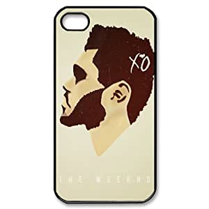 New iPhone 4 4S cover hard case with The Weeknd XO style