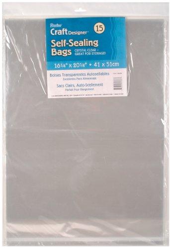 Darice Piece Clear Self Sealing