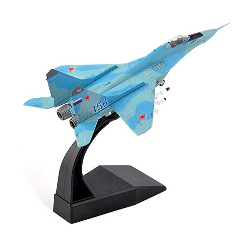 Model 1/100 Scale Fighter Airplane Model Made of Alloy