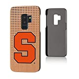 Keyscaper NCAA Syracuse Orange Samsung Galaxy S9+ Cherry Case, Wood