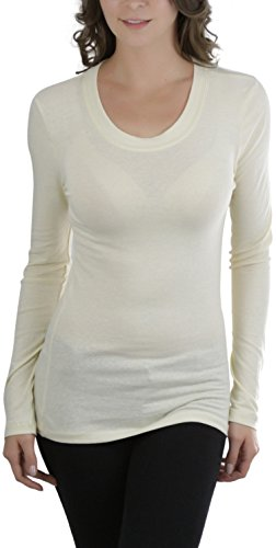tobeinstyle-womens-cotton-blend-crew-neck-staple-top-with-long-sleeves-small-taupe